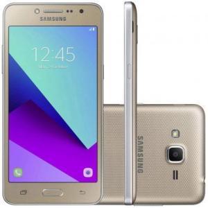 Smartphone Samsung Galaxy J2 Prime 16GB TV G532MZ Desbloqueado Dourado