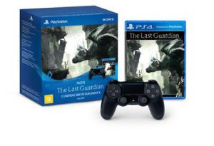 Pacote Jogo The Last Guardian + Controle Dualshock 4 PS4