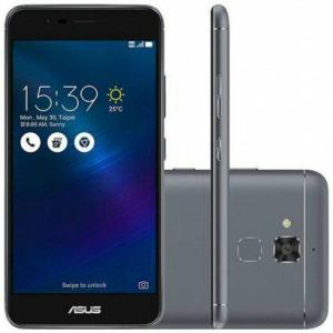 "Smartphone Asus Zenfone 3 Max 5.2"" 16GB - R$649"