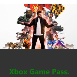 Xbox Game Pass - Grátis