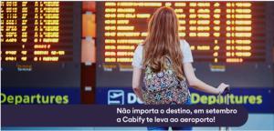 20% OFF para ir até os principais aeroportos do Brasil(checar lista)
