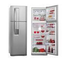 Geladeira/Refrigerador Electrolux DW42X 380 Litros 2 Portas Frost Free Inox - R$1899