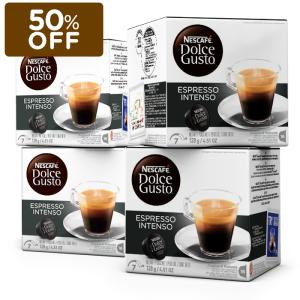 Combo Espresso Intenso (4 caixas) - R$44,40