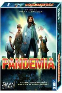 Jogo de Tabuleiro Pandemia (Pandemic) - R$108