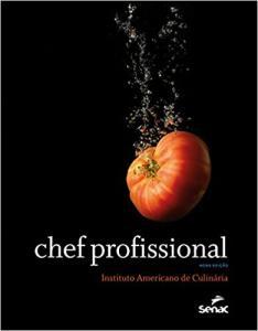 Livro Chef Profissional - R$189