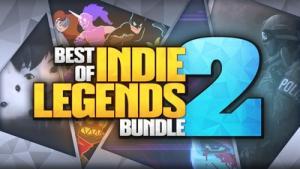 Best of Indie Legends 2 Bundle (8 jogos de PC) - R$ 12