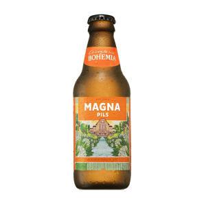 Cerveja Bohemia Magna Pils 300ml - R$ 4,14