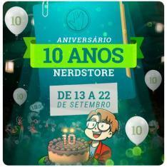 Promoções de 10 anos da Nerdstore