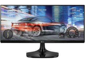 "Monitor LG LED 25"" Full HD Ultrawide - 2 HDMI 25UM58 - R$ 675"