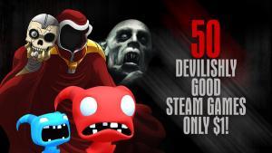 Compre 50 jogos da steam por 1 dolar