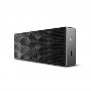 Original Xiaomi 1200mAh Black Square Portable Wireless Bluetooth 4.0 Speaker - R$60