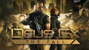 Deus Ex: The Fall (iOS)