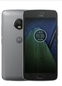 Smartphone Motorola Moto G5 Plus XT1683 Platinum - R$858