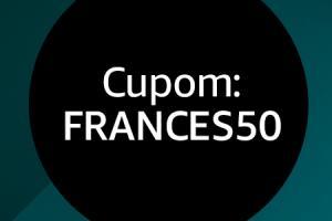 50% OFF em ebooks em francês ate R$200 na Amazon