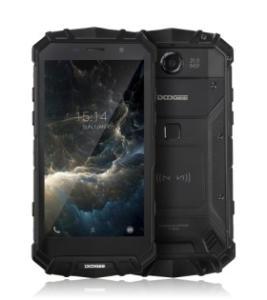 Smartphone DOOGEE S60 IP68 6GB RAM 64GB ROM - R$899