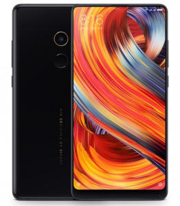 Smartphone Xiaomi Mi Mix 2 4G Phablet 6GB RAM 64GB ROM - BLACK - R$1708