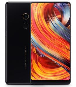 Smartphone Xiaomi Mi Mix 2 4G Phablet 6GB RAM 256GB ROM - BLACK - R$2079