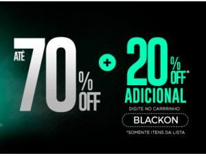 20% OFF em produtos selecionados na Centauro