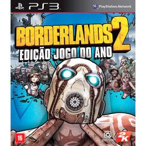 Game - Borderlands 2 Goty - PS3 - R$15