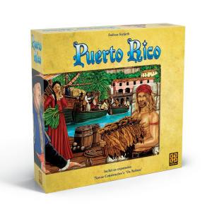 Puerto Rico - Board Game - Grow
