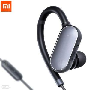 Fone Xiaomi Wireless Bluetooth 4.1 Music Sport Earbuds - BLACK - R$64