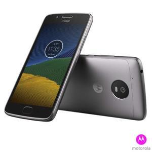 Moto G5 Platinum Motorola 32 GB - R$ 710,63 à vista