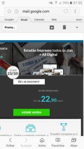 Estadão impresso todos os dias + All Digital - R$23 para São Paulo
