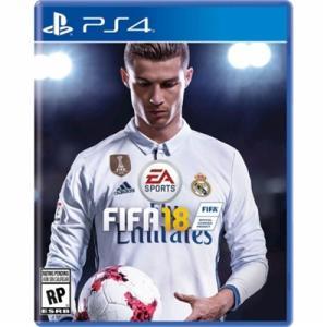 Fifa 18 PS4 R$189