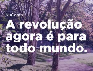 [NuConta] Convite para Conta Corrente do Nubank com ZERO de taxas