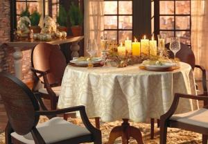 Toalhas de mesa de Natal Karsten - 50% OFF