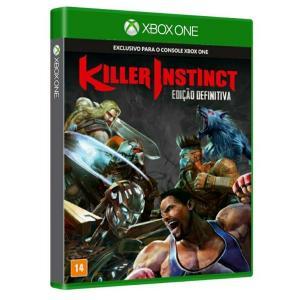 Jogo Xbox One Killer Instinct Definitive Edition Microsoft - R$21,90
