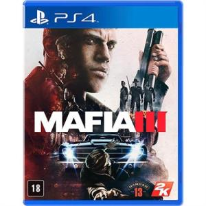 Jogo PS4 Máfia III - R$ 58