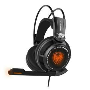 HEADSET SOMIC G941 7.1 SURROUND PS4/PC - R$118,91