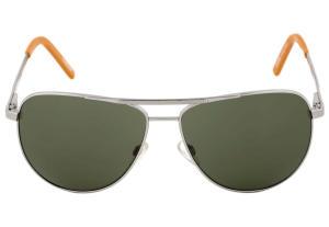 Evoke Airflow - Óculos de Sol Large - Silver Caramel G15 Green - R$204