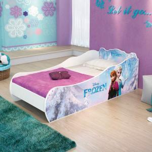Mini Cama Frozen Disney - R$329,8