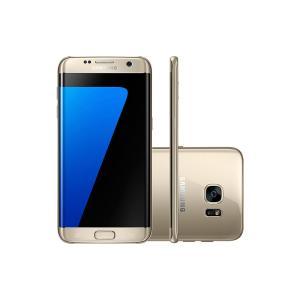 Samsung Galaxy S7 Edge 32GB Dourado  - R$1799,60