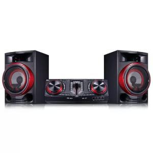 Mini System LG X Boom CJ87 1800W com Multi Bluethooth Dual USB e Efeitos DJ – Bivolt - R$1317