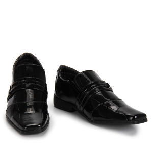 Sapato Social Masculino Urbano - Preto - R$45