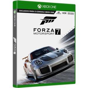 Forza Motorsport 7 - Xbox One - R$134,63