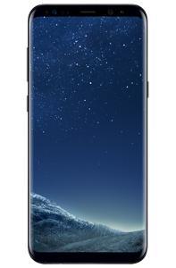 """Smartphone Samsung Galaxy S8 Preto 5.8"""" Câmera de 12MP 64GB Octa Core e 4GB de RAM - R$ 2799"""