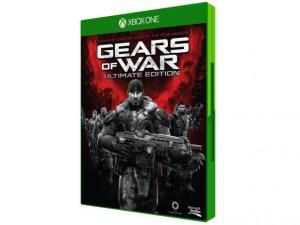 Jogo Xbox One Gears of War Ultimate Edition Microsoft - R$20
