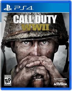 Jogo para PS4 Call oF Duty WW 2 - R$ 188,90
