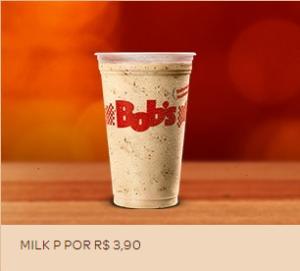 Milk Shake P do Bob's - R$3,90