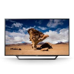 "Smart TV LED 48"" Sony KDL-48W655D Full HD com Conversor Digital 2 HDMI 2 USB Wi-Fi integrado Tecnologia X-Reality Pro - Energia Elétrica - Bivolt"