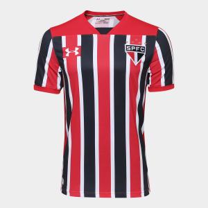 Camisa São Paulo II 17/18 s/nº Torcedor Under Armour Masculina por R$ 100