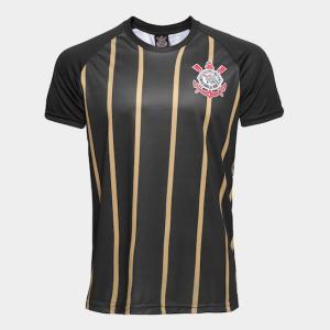 Camisa Corinthians Gold Nº10 - Edição Limitada Masculina POR r$ 50