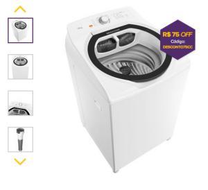 Mquina de Lavar|Lavadora de Roupa Brastemp 12kg CUPOM: Desconto75cc