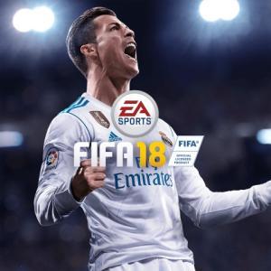 FIFA 18 - PS4 (PSN PLUS) - R$ 137,94