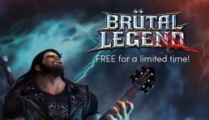 Brutal Legend PC - grátis por 48h