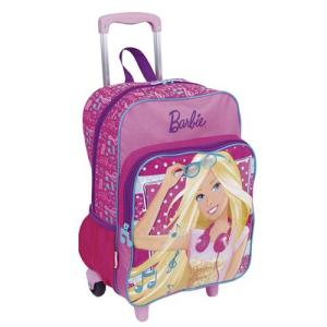 Mochilete Infantil G Sestini Barbie 16M Plus - Rosa 48,30